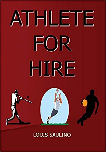 Athlete for Hire old cover